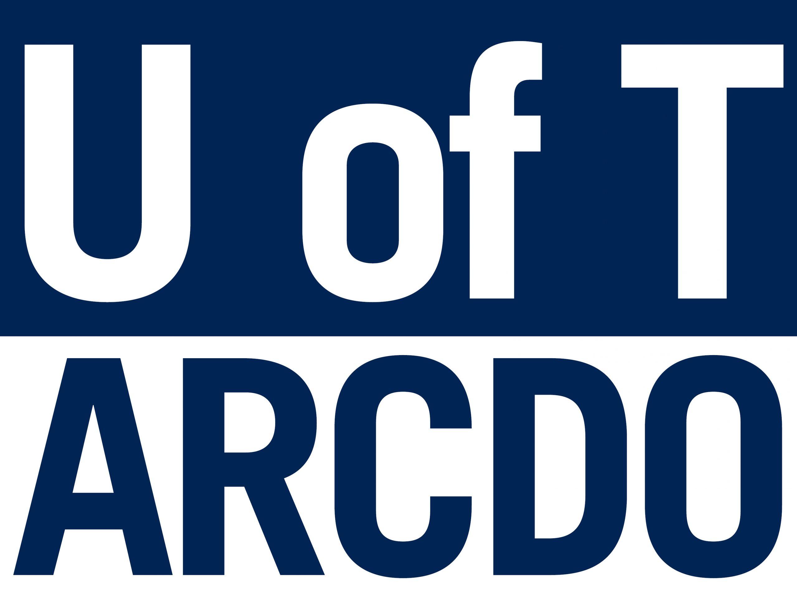 U of T ARCDO