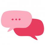 Comment bubble icon