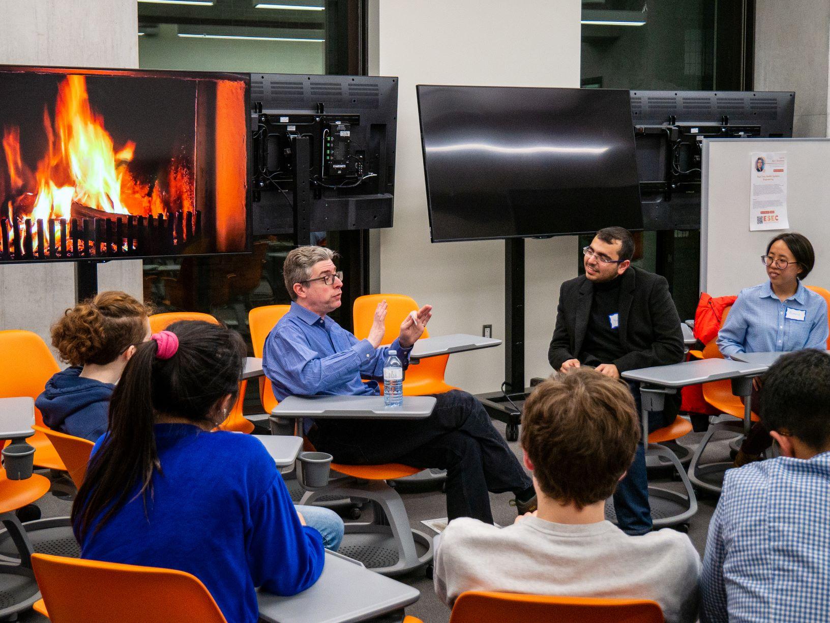 ESEC 2020 Fireside Chats