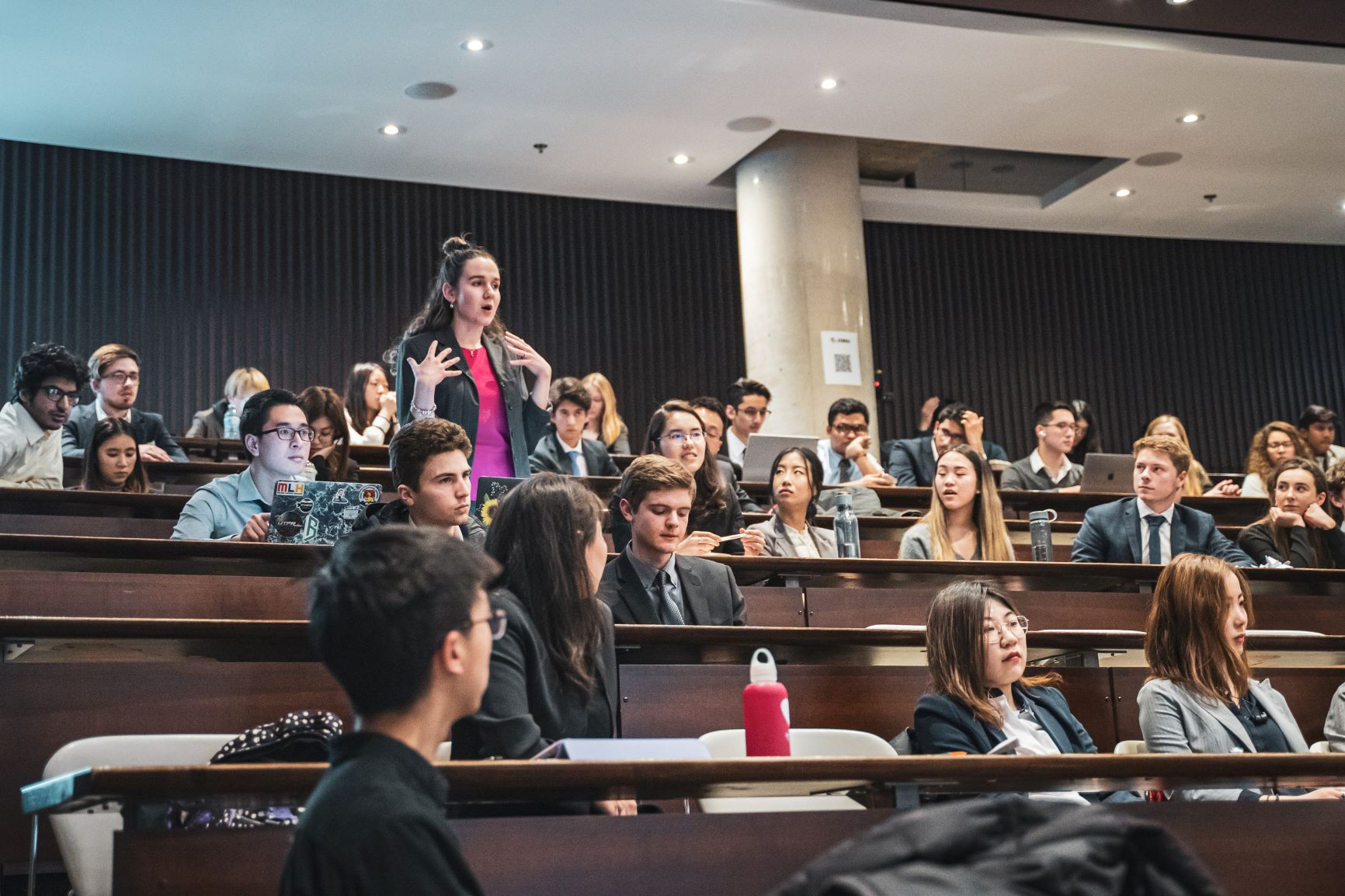 ESEC 2020 Audience Student Question
