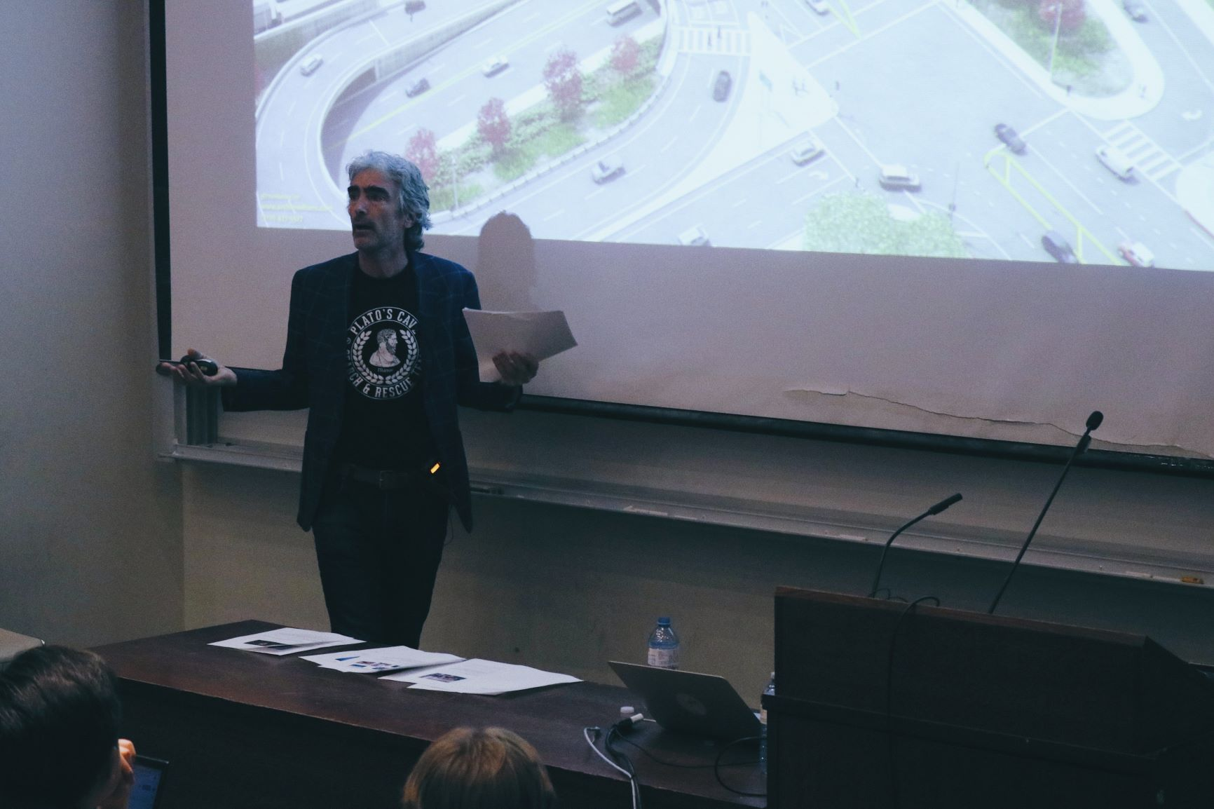ESEC 2020 Tom Coyle Talk
