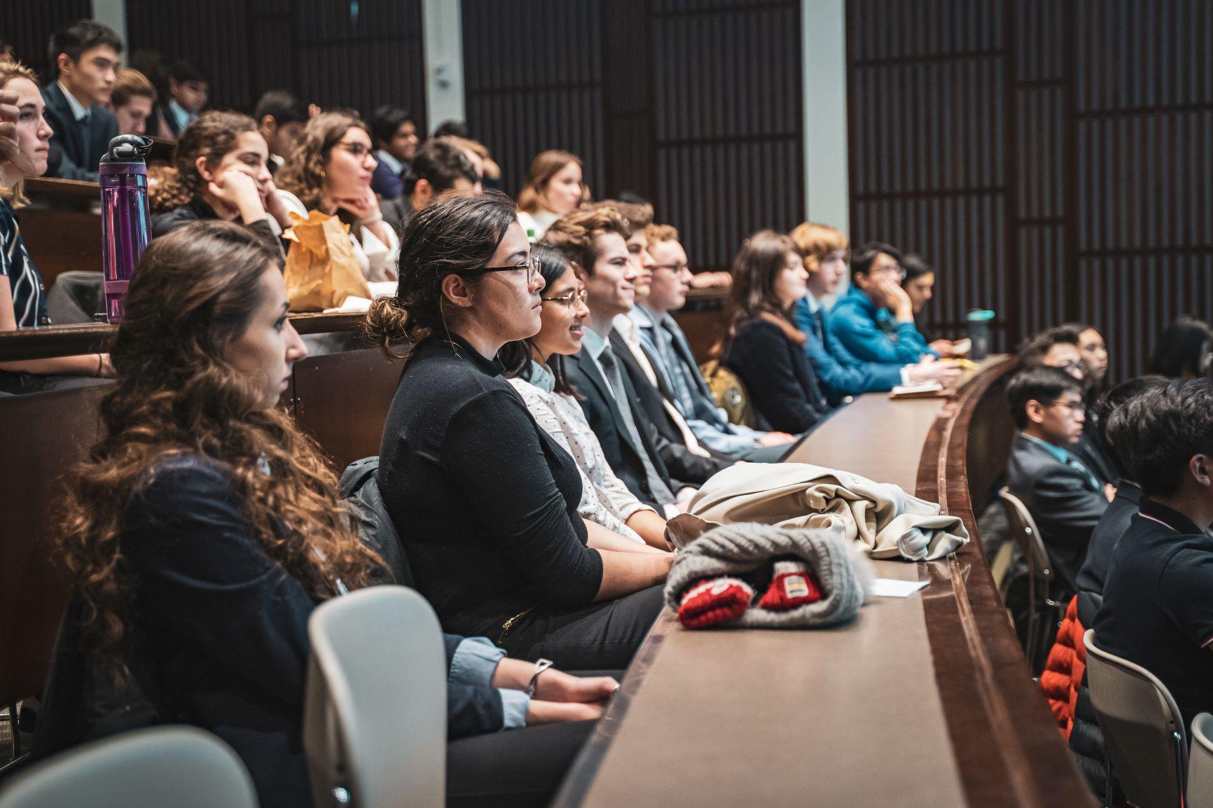 ESEC 2020 Audience Listening