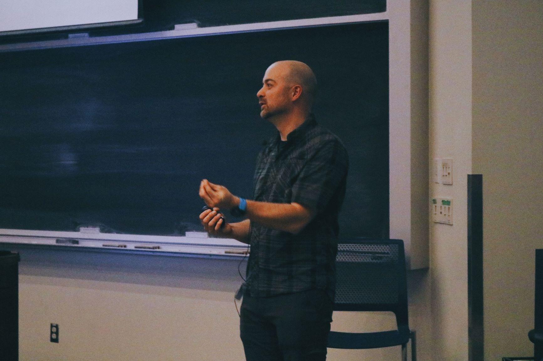 ESEC 2020 Aaron Saunders Talk