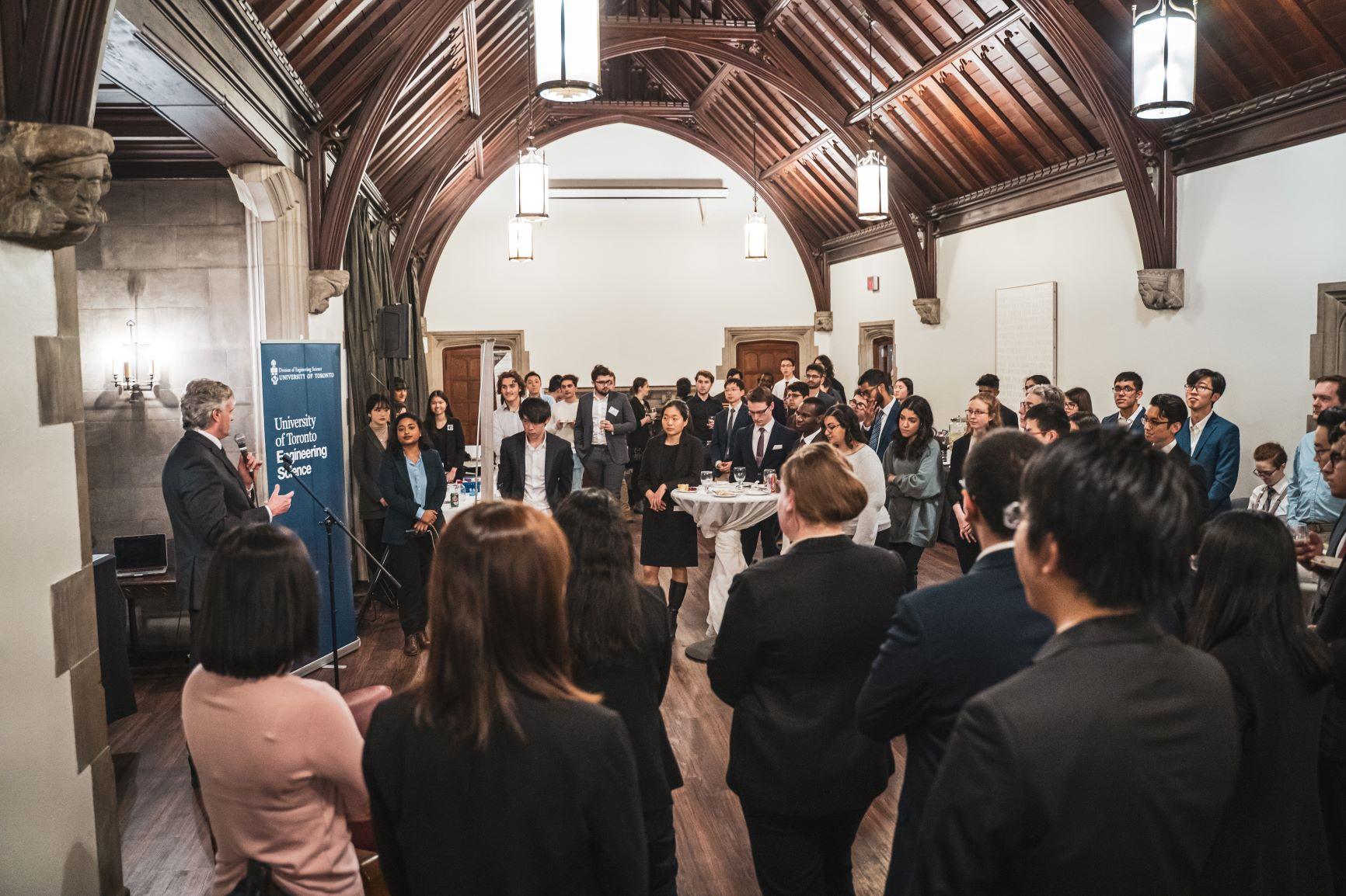 ESEC 2020 Reception