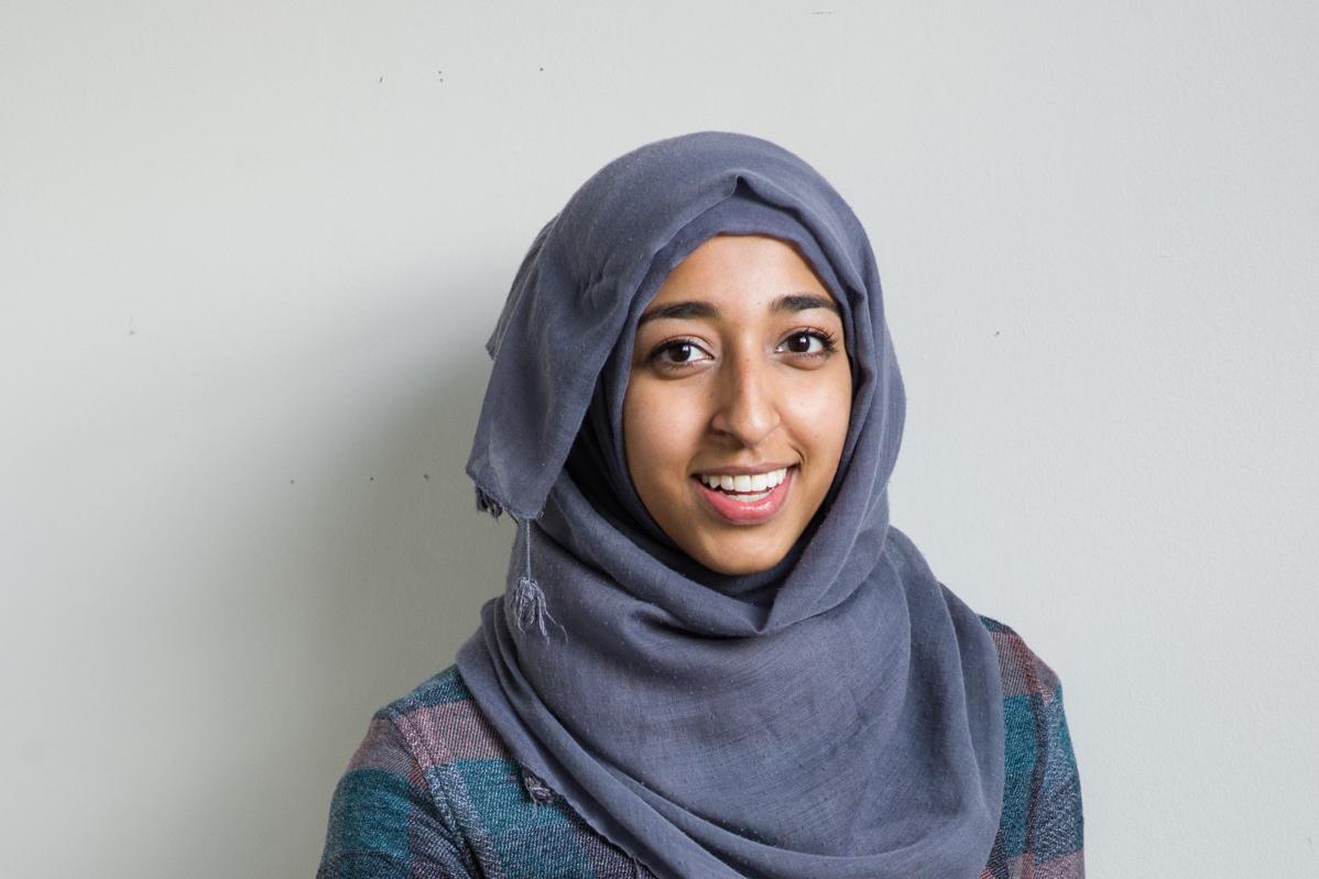 Photo of Speaker Huda Idrees