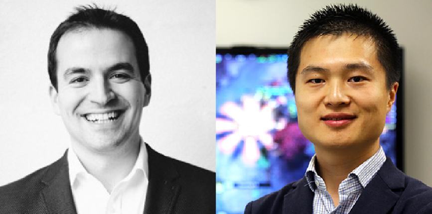 Yuri Sagalov and Victor Xin
