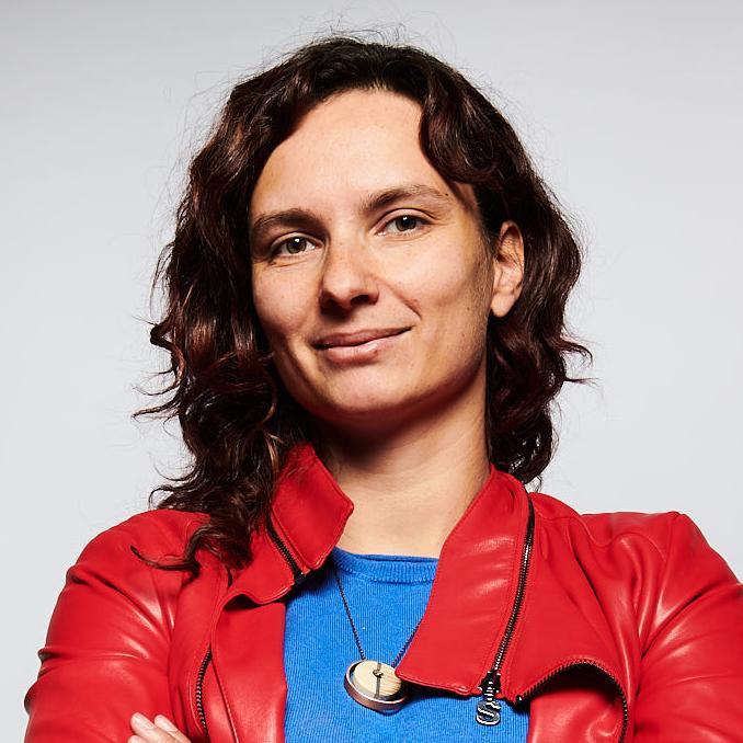 Photo of Speaker Anna Goldenberg
