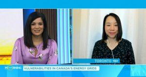Aimy Bazylak on CTV
