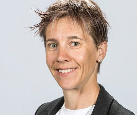 photo of Professor Sasha Gollish
