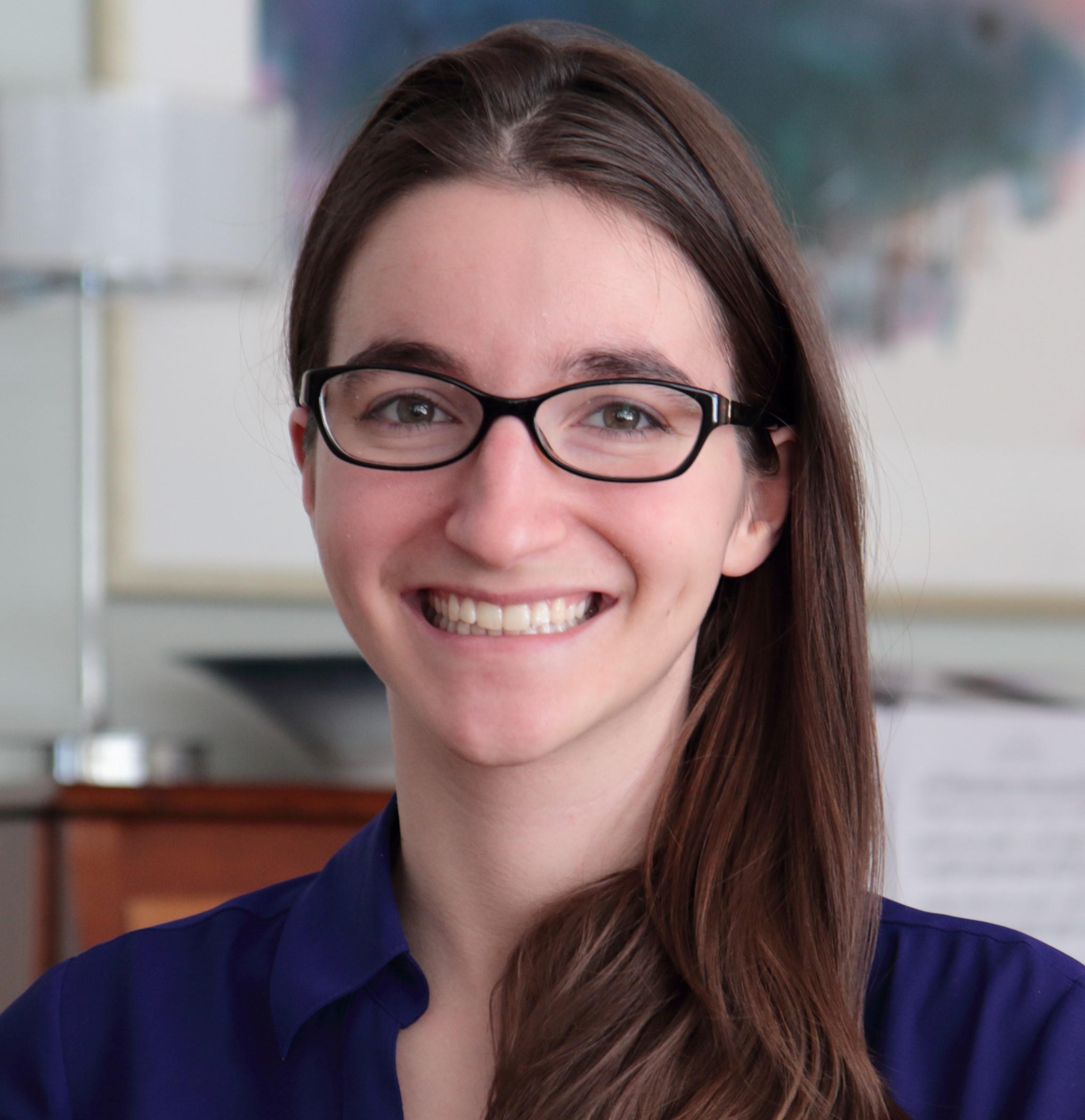 Natalie Landon-Brace (EngSci 1T6 PEY), MD/PhD student